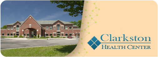 clarkston health center banner