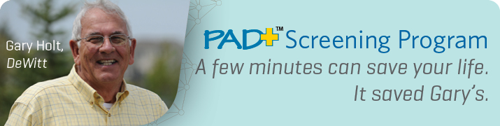 pad screening program