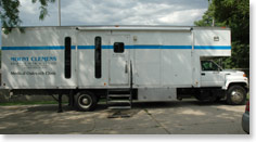 mobile clinic vehicle